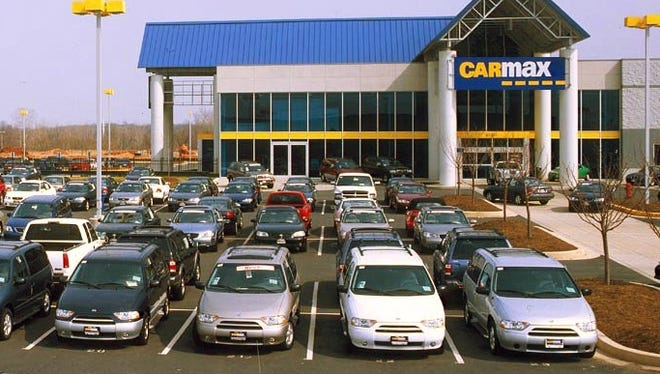 CarMax saw its 1Q profits grow as sales increased and revenue jumped 19%