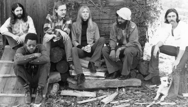 The Allman Brothers Band's 'Brothers and Sisters' will be re-released Tuesday.