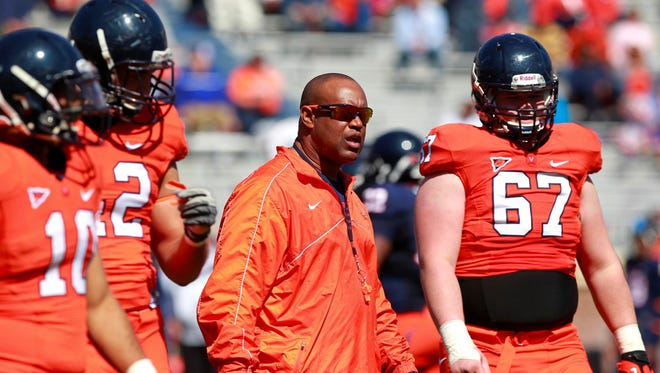 Fourth-year coach Mike London has added a tremendous amount of talent to Virginia's roster.