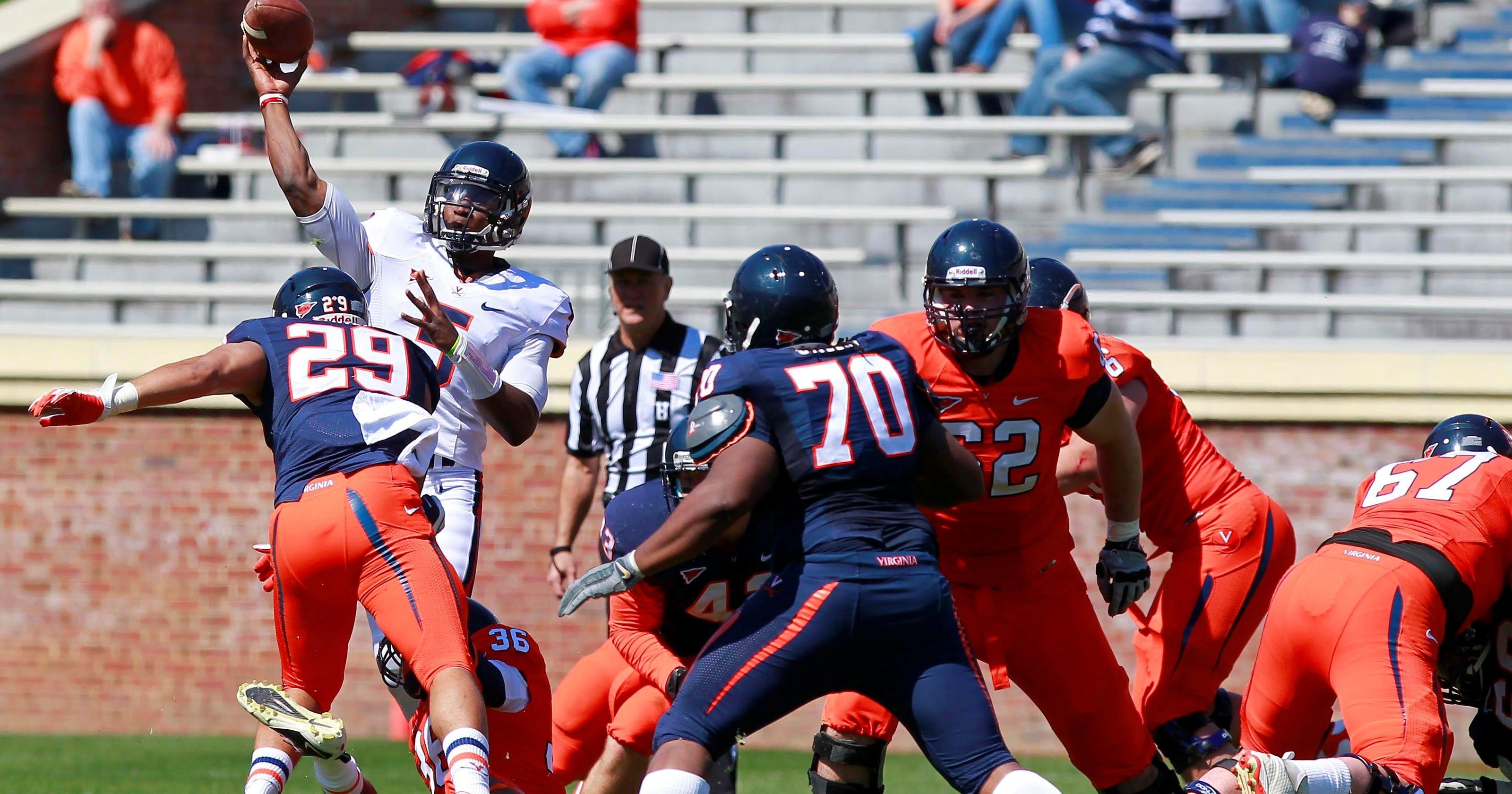 0edcf1377b0 2013 College football countdown | No. 78: Virginia