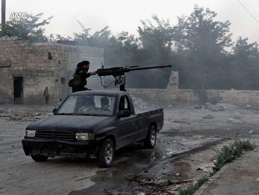 Ohanlon Syria Rebel
