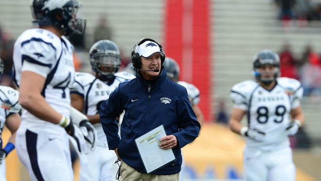 Nevada moves on with Hall of Fame coach Chris Ault, who retired after the 2012 season.