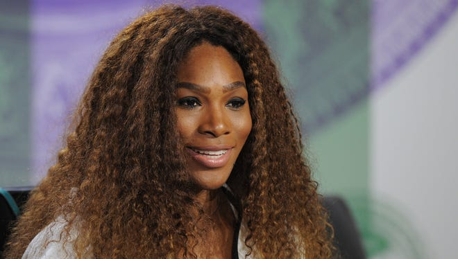 Serena Williams chases her sixth Wimbledon crown, and she is the favorite entering the tournament.