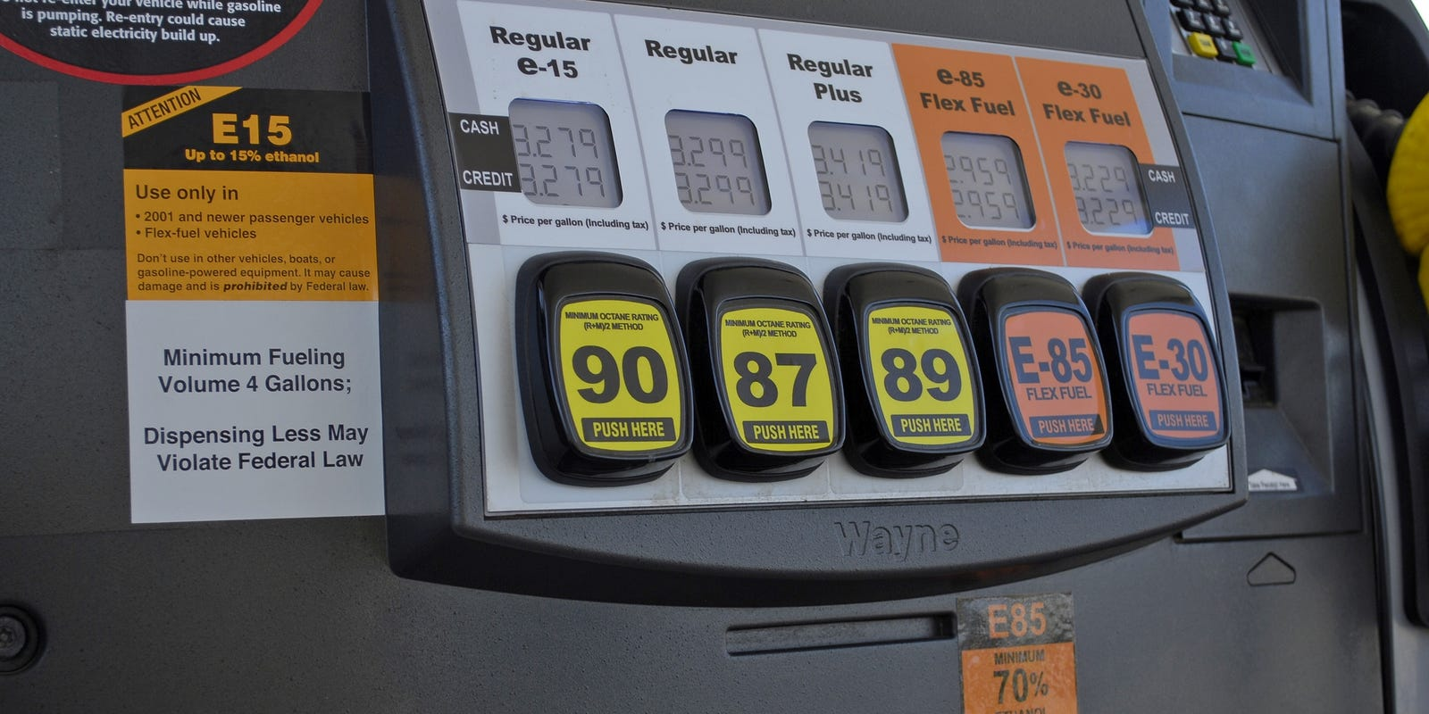 What Is Flex Fuel >> Flex Fuel Can Be Cheap Gas