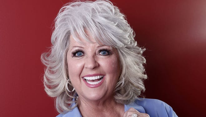 This Jan. 17, 2012 file photo shows celebrity chef Paula Deen posing for a portrait in New York.  It was revealed that Deen admitted during questioning in a lawsuit that she had slurred blacks in the past.  It's the second time the queen of comfort food's mouth has gotten her into big trouble.