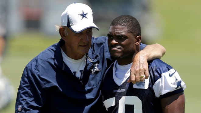New Cowboys defensive coordinator Monte Kiffin has been busy coaching up his new charges on the tenets of the Cover 2 scheme.
