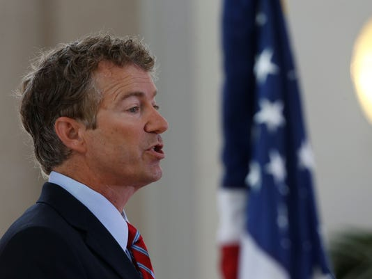 Rand Paul column