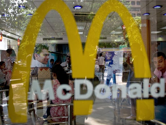2 Mich. McDonald's drop halal food after suit