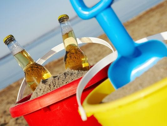 The best beers for the beach