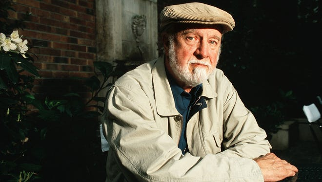 Author and screenwriter Richard Matheson, pictured here in France on May 12, 2000, has died at 87.