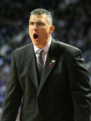 South Carolina coach Frank Martin came to terms with the new league rule on non-conference scheduling.