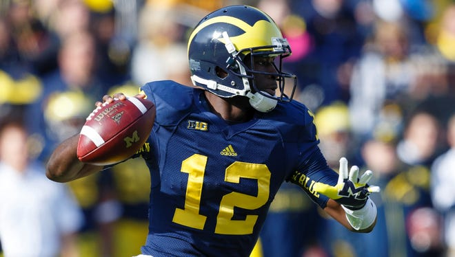 Devin Gardner has no doubt the Wolverines will overcome the Buckeyes in the upcoming season.