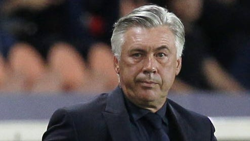 Carlo Ancelotti has been named by Real Madrid to replace Jose Mourinho.