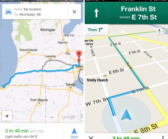 10 tricks for using the Google Maps app