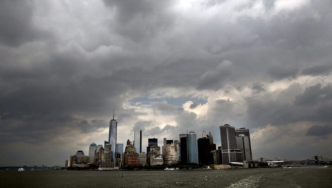 The Economist Intelligence Unit expects New York City to surpass Singapore as the world's most competitive city in 2025.