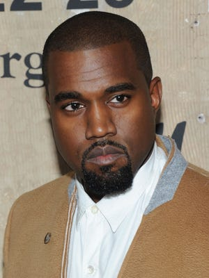 Kanye West, shown in 2009, is on a roll with a new baby and a No. 1 album.