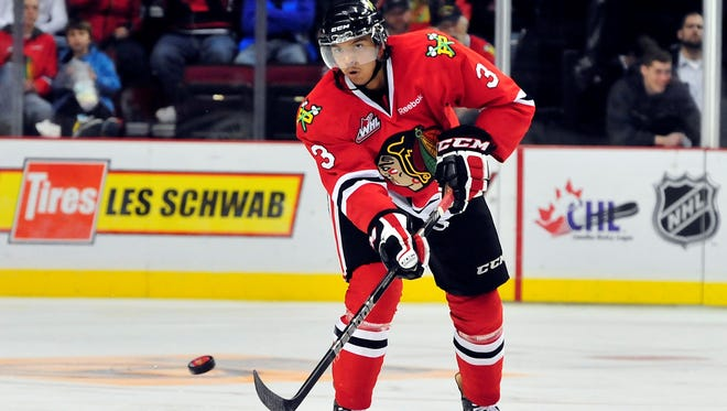 Seth Jones won a gold medal with the U.S. junior team and was runner-up in the Memorial Cup.