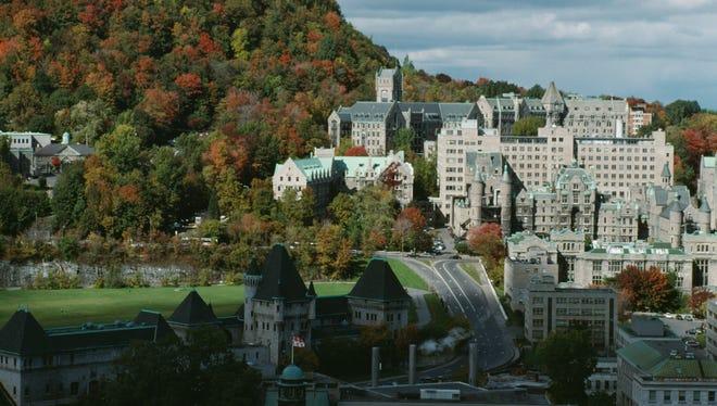 McGill University, Montreal, Quebec, Canada.