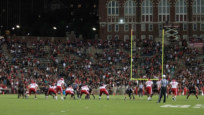 The University of Cincinnati says it has found enough money fund its expansion of Nippert Stadium, home of the Bearcats' football team.