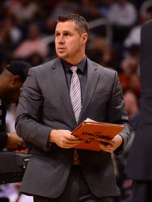 Dave Joerger was hired as Grizzlies head coach.