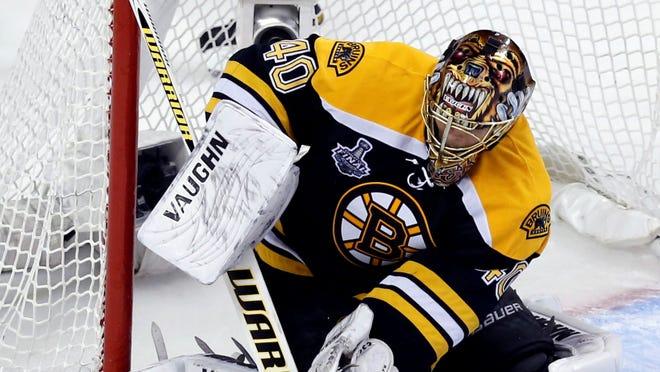 Boston Bruins goalie Tuukka Rask is likely due a big raise this summer.