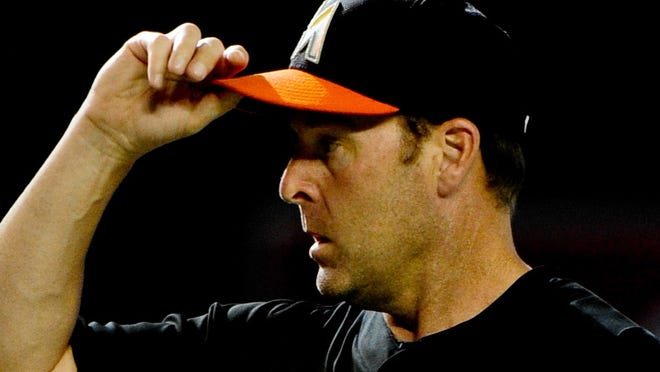 The Marlins have surged lately for Mike Redmond, the team's sixth manager in the past four seasons.
