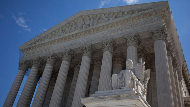 The Supreme Court will decide two historic cases on gay marriage today.