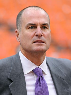 ESPN analyst Jay Bilas is once again commentating on the NBA draft.