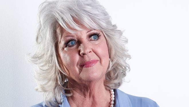 Paula Deen, shown in 2012,  was tearful on Wednesday in her 'Today' appearance.