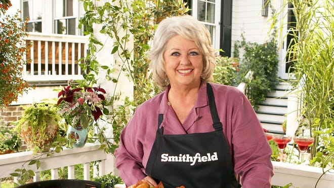 Paula Deen was also dropped by Smithfield and the Food Network.