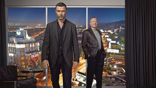 """Ray Donovan"" stars Liev Schreiber and Jon Voight, and is Showtime's top-rated new series."
