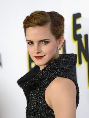 Emma Watson attends the premiere of 'The Bling Ring' on June 4 in Los Angeles.