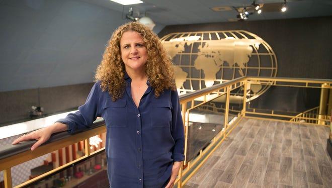 Allison Grodner, executive producer of 'Big Brother'.