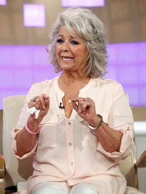 Paula Deen may be weeping tears of joy now over the support she's receiving. Here, she gives an emotional 'Today' show interview.