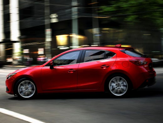First Drive: Mazda3 aims to keep zoom-zoom going