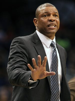 Doc Rivers takes over the Clippers after nine seasons with the Celtics.