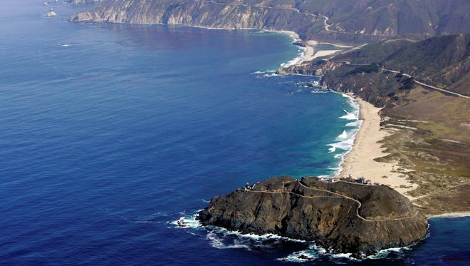 For a memorable meal on the Pacific Coast Highway, travel down a rural road in tony Malibu, drop in to an old mercantile on the tip of a peninsula or climb to new heights for an inspiring meal on the rocky cliffs in Big Sur (pictured).