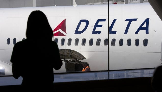 Federal regulations require airlines to seek volunteers willing to give up their seats when flights are oversold. If passengers still need to be bumped, they are entitled to up to $1,300, depending on the cost of their tickets and length of delay.