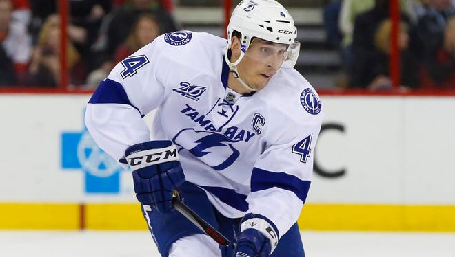 The Tampa Bay Lightning are severing their ties with captain Vincent Lecavalier via a compliance buyout.