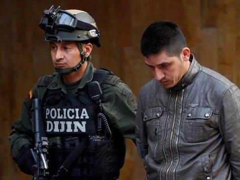 Dea Agent Arrested of U.s Dea Special Agent