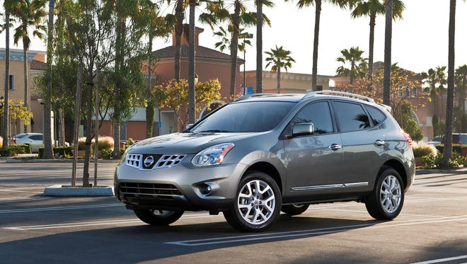 The 2012 Nissan Rogue