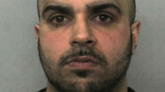 Assad Hussain, 32, along with six other men was convicted in London for sexually exploiting girls as young as 11.