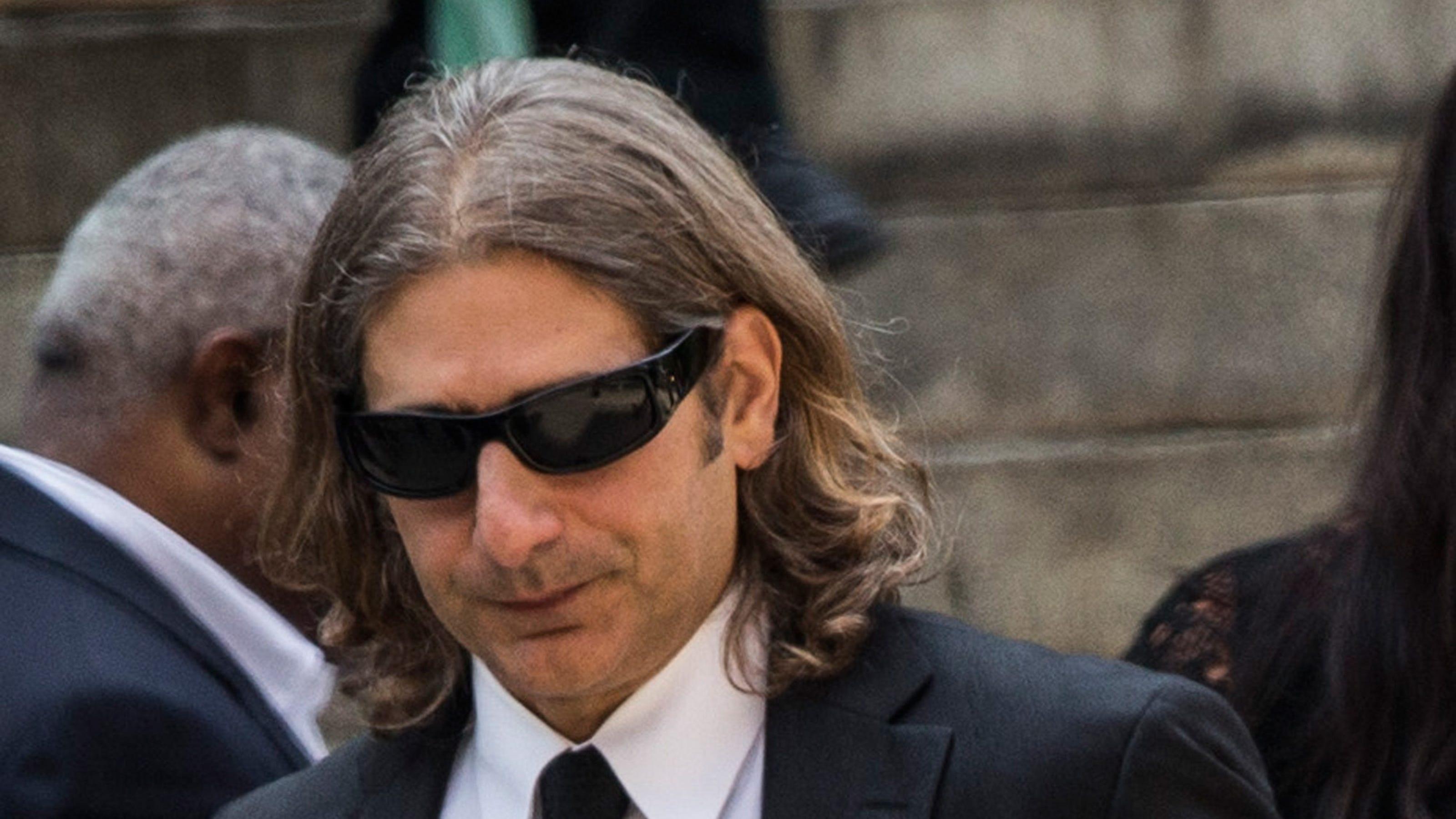 Sopranos cast turns out for James Gandolfini s funeral
