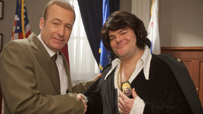 In the season premiere of Comedy Central's 'Drunk History,' 'Breaking Bad' star Bob Odenkirk plays President Richard Nixon and Jack Black is Elvis.