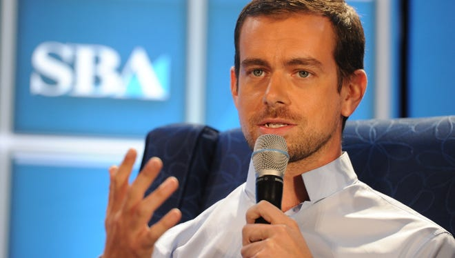 Jack Dorsey, co-founder of Twitter and Square, speaks at National Small Business Week on June 20 in Washington D.C.