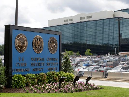 Government Surveillance Column