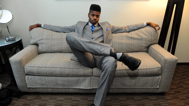 Nerlens Noel was selected with the No. 6 pick.