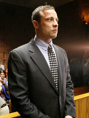 Oscar Pistorius faces a charge of premeditated murder in the Feb. 14 death of his girlfriend.