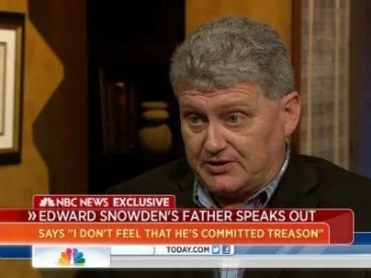 Lonnie Snowden on Today
