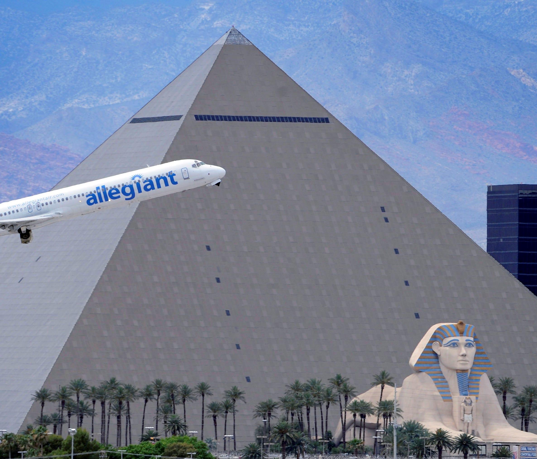 Allegiant Grand Island To Las Vegas